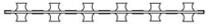 razor wire 12mm barb