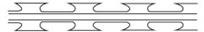 razor wire 28mm barb