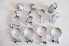 metal fence accessories