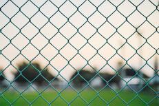 diamond mesh chain link
