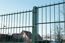 residential wire fence panel